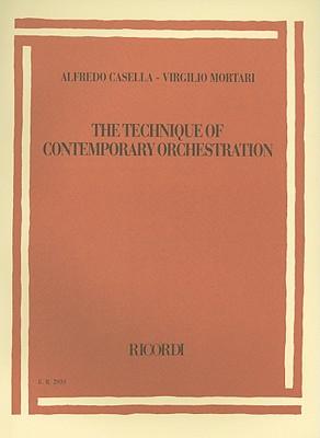 Alfredo Casella/Virgilio Mortari By Casella, Alfredo/ Mortari, Virgilio